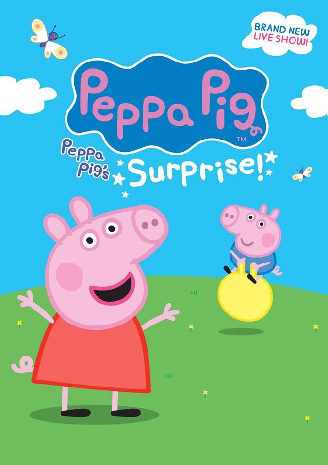 Peppa Pig's Surpirse